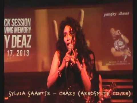 Sylvia Saartje  - CRAZY (Live@Colors Pub)