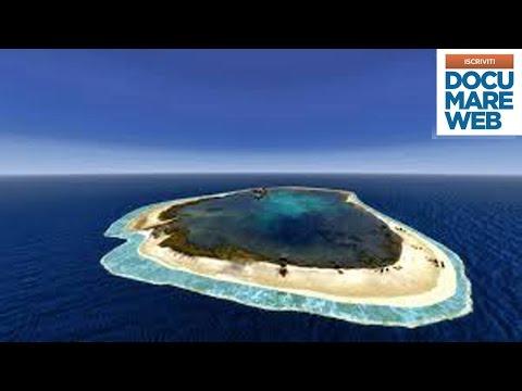documentario Clipperton Jacques Cousteau - L'Isola dimenticata dal tempo La grande avventura del