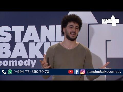 Ülvi Həsənli (Stand UP Baku 24-cü şou)