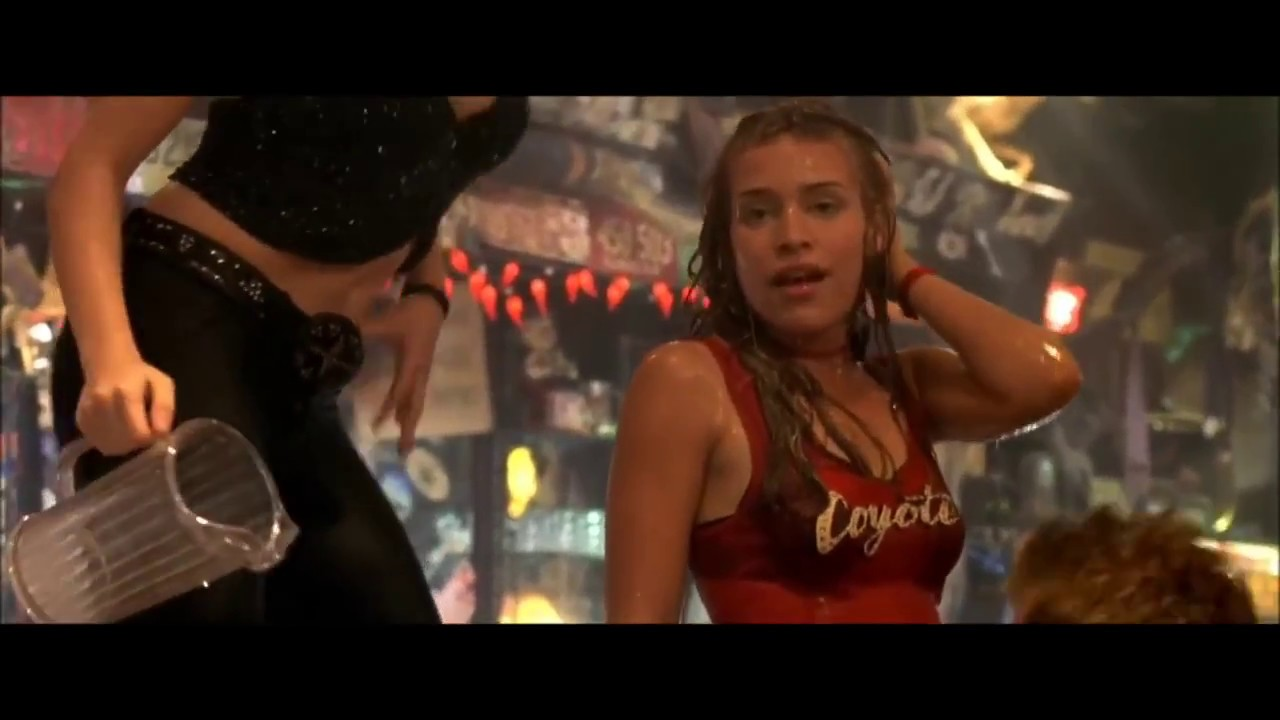 Coyote Ugly Water Dance Show Youtube
