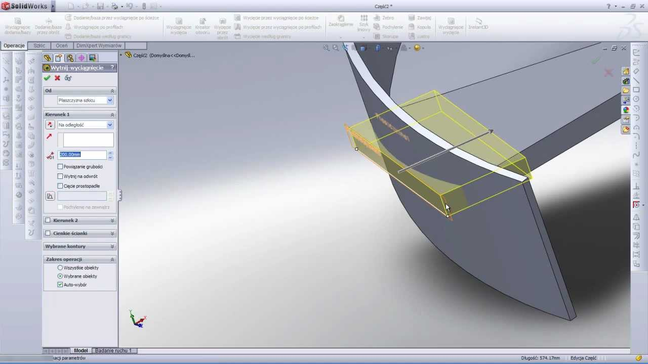 escalier helicoidal solidworks