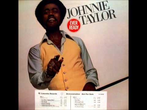 Johnnie Taylor - Hey Mister Melody Maker - 1978