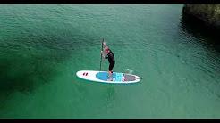 Paddle Boarding - Hayle, Cornwall, UK - Mavic Pro
