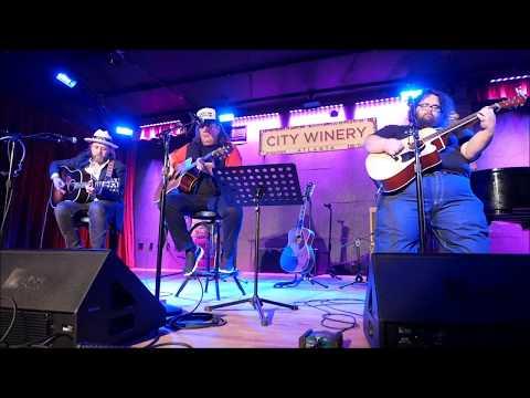 Kevn Kinney's Rocket Shop & Travel Show - Honeysuckle Blue @ City Winery, Atlanta - Tue Aug/15/2017