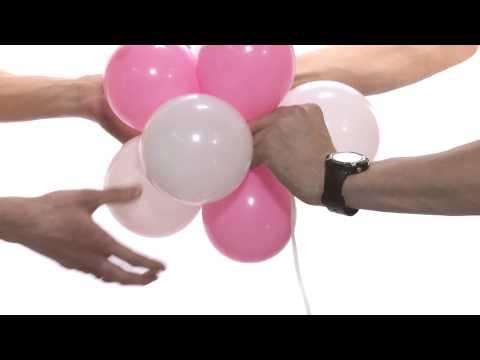 Оформление воздушными шарами Москва Доставка Радости