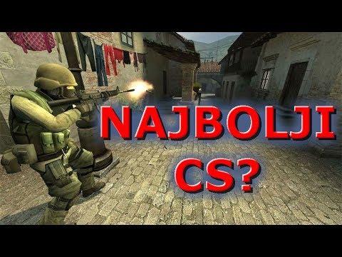 Najbolji Counter-Strike? CS:Source Igramo!