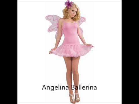 Battle Between Angelina Ballerina Gail Chord Schuler Skype