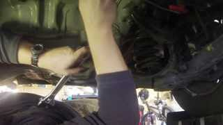 2009 to 2013 Honda Civic GX (CNG) Replacing Both Fuel Filters step by step!