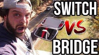 THROWING Nintendo Switch off a BRIDGE   RGT 85