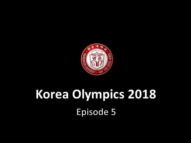 2018 Olympics episode 5