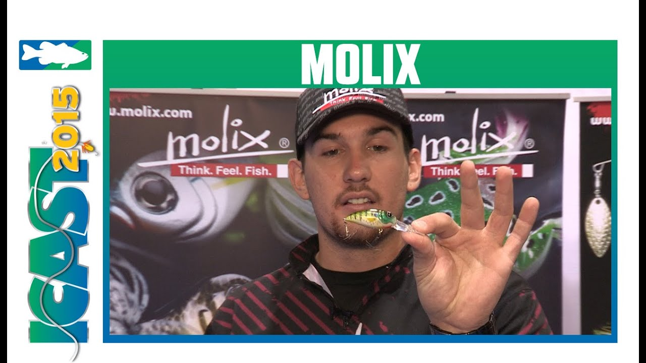 Molix Sculpo Custom Crankbait with Tackle Warehouse Exclusive Colors |  ICAST 2015