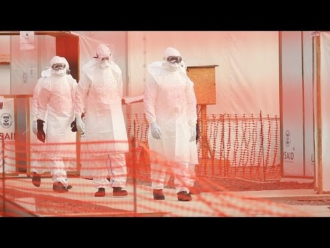Ebola Response Documentary By Thomas Burphy