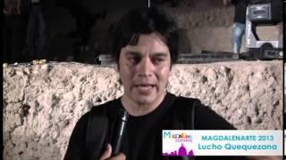Lucho Quequezana saluda a Magdalena del Mar - Municipalidad de Magdalena