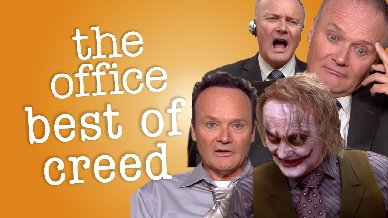 Best Of Creed The Office Us Youtube