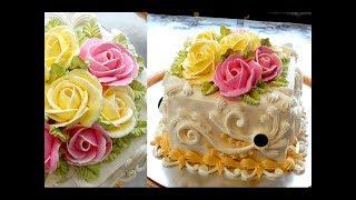 """УКРАШЕНИЕ ТОРТОВ -Квадратный торт """"МАРСЕЛЬ"""" от SWEET BEAUTY СЛАДКАЯ КРАСОТА, CAKE DECORATION"""