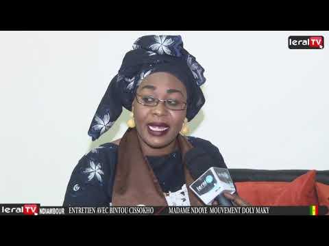 Binta Cissokho Ndoye : «Pourquoi j'ai quitté le maire de Louga, Moustapha Diop..»