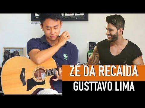 Gusttavo Lima ZÉ DA RECAÍDA - Rodrigo Yukio Cover Fingerstyle