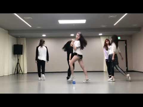 (mirrored & 50% Slowed) RUMOR 'Produce48' Dance Choreography