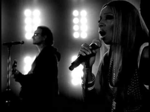 Mary J Blige & U2 - One love