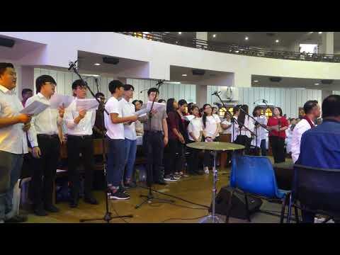 爱,我愿意 (Ai Wo Yuan Yi)  - Sacerdotal Ordination at HFC Kajang (01/05/2018)