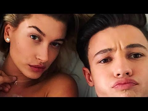 UH OH! Are Hailey Baldwin and Cameron Dallas Having Relationship Trouble?