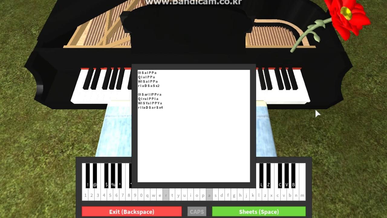Undertale His Theme Roblox Piano Youtube Resep Ku Ini
