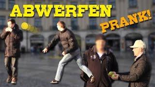 ABWERFEN PRANK (Fast eskaliert) ! | PvP