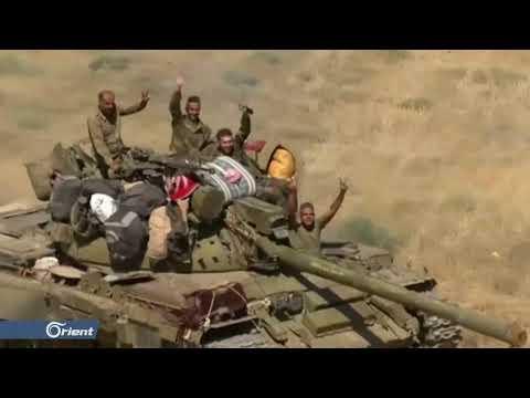 ميليشيا أسد الطائفية ترسل تعزيزات عسكرية لدرعا من دير الزور والغوطة