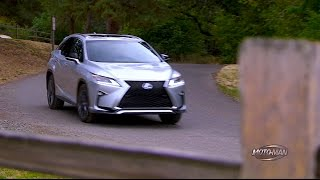 2016 Lexus RX450h HYBRID FIRST DRIVE REVIEW