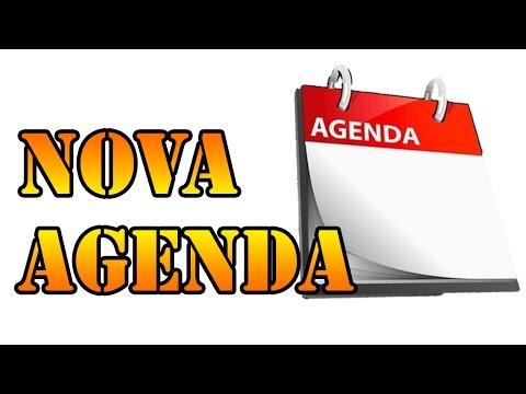 [NOVA] AGENDA DO CANAL