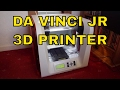 $200 XYZprinting da Vinci Junior 3D Printer Review