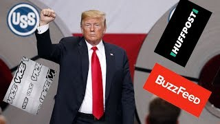 Liberal Media Meltdown: More Than 2,100 Jobs Lost Already in 2019!!!