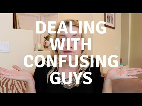 Men are CLEAR, not CONFUSING