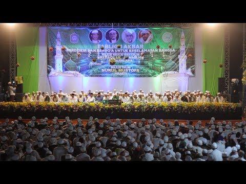 Assalamu'alaik Zainal Anbiya - Kolaborasi Majlis NURUL MUSTHOFA dan Majlis RIYADLUL JANNAH