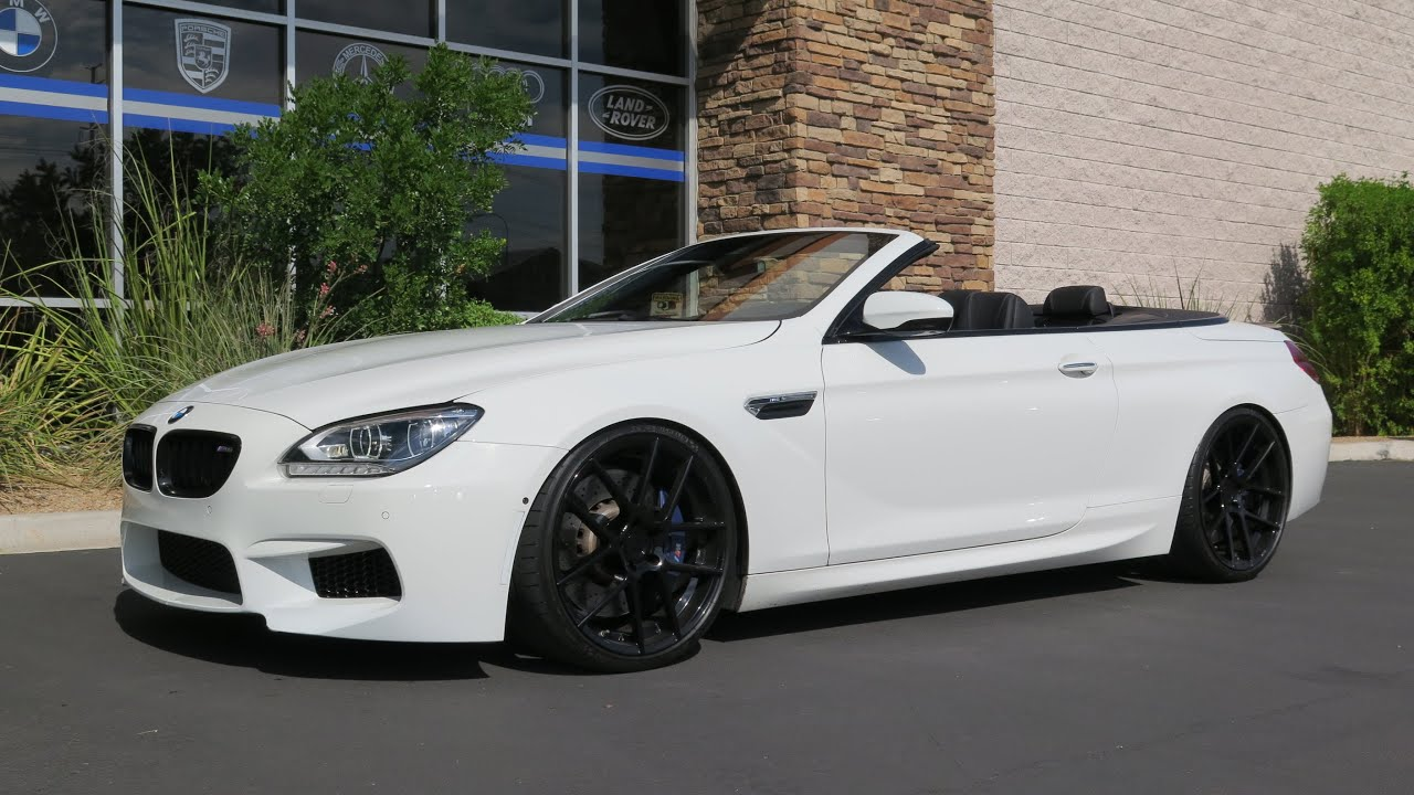 2013 bmw m6 convertible youtube. Black Bedroom Furniture Sets. Home Design Ideas