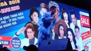 Hài Hoài Linh hứa minh đạt mới nhất hội chợ nha trang p1 2019 xem là cười