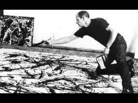 Portrait Of An Artist: Jackson Pollock