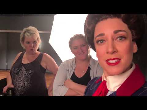 "Poppins VLOG 1 Music - Behind the scenes of Mary Poppins ""Supercalifragilisticexpialidocious!"""