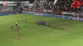 FATV 17/18 Fecha 13 - Talleres 1 - Estudiantes (BA) 0