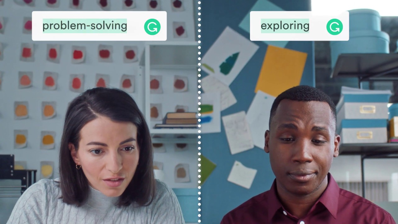 Brightening Connections | Grammarly