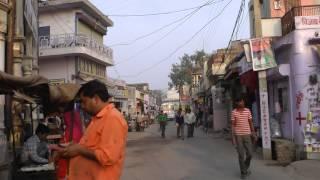 インド ラジャスターン州シェカワティ地方のマンダワ