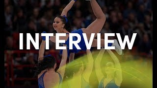 Interview Team Les Supremes (CAN)   World Synchro   Stockholm 2018