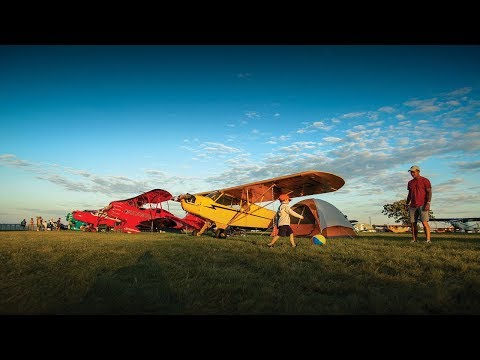 Ultimate AirVenture - Camping