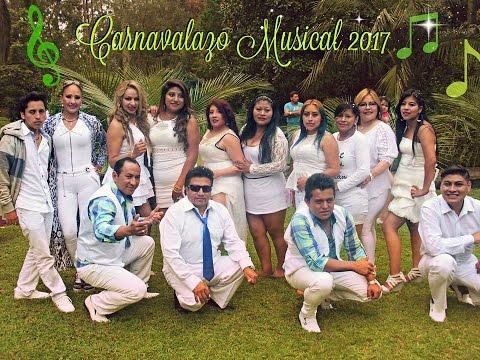 Carnavalazo Cultural 2017 - Talento Nacional Records y sus Estrellas - Vídeo Oficial 4k