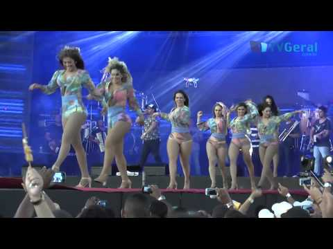 Dançarinas do Aviões dão show de sensualidade no Flexada 2014- TvGeral.com.br