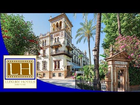 Luxury Hotels - Alfonso XIII - Sevilla