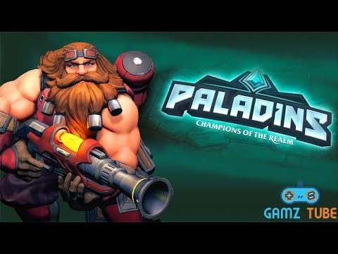 Paladins - Dad ans son sessions #2
