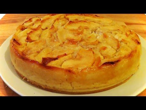 Tarta de manzanas, facil y super rica