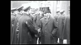 Charlie Adams meets King George V -- The Camping and Caravanning Club