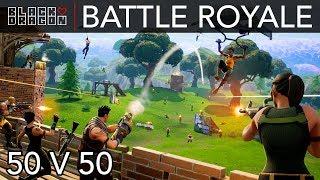 50 V 50 MET KIJKERS! ~ Fortnite Battle Royale